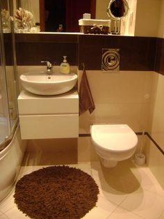 Mała łazienka w bloku 3m2 zdjecie nr 4 Malaga, Toilet, Sink, Bathroom, Home Decor, Sink Tops, Washroom, Flush Toilet, Vessel Sink