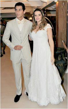 O Casamento de Paulo Henrique Ganso.