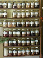 The Homesteader's Medicine Chest... wow!!
