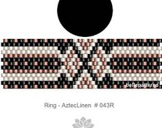 peyote ring patternPDF-Download 075R beading pattern