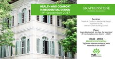 """19/9/17 Seminar """"Health & Comfort in Residential Design"""" organized by the Vietnam Green Building Council."""