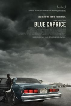 Best movie posters 2013 - blue caprice