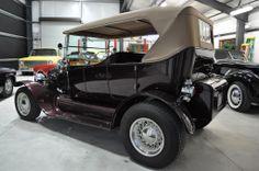 1923 Ford Model T 3-Door Touring