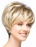 wedged bob hairstyle