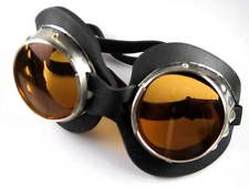 Burning Man metal goggles goggle set pair orange & tinted lenses UV400...  fashion, festival, costume, list, camping, art, outfits, style, tips		2016, diy,	goggles, makeup, women, food, survival, tent		 boots, bike, gift, hat, sculpture, ideas, shelter, men		 photography, wedding, couple, hairstyles, braids, shoes		 mask, tattoo, people, night, girls