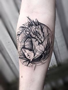 Beautiful Blackwork Tattoos By Frank Carrilho http://designwrld.com/blackwork-tattoos-frank-carrilho/