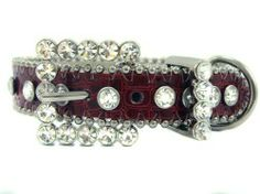 western dog collars | Western Bling Dog Collars - COUNTRY GROOMING