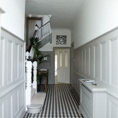 Hallway | London retreat house tour