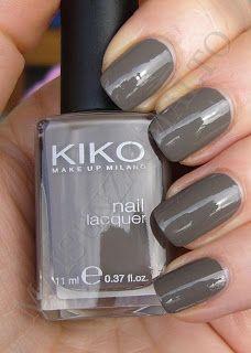 Kiko 325 Grigio Verde - Greenish Grey