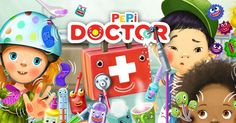 Free Amazon Android App of the day for 3/17/2016 only! Normally $1.99 but for today it is FREE!! Pepi Doctor Product Features Role-play game 3 cute characters 5 diseases to cure More than 20 different doctors' tools Great animations and sounds Needs no translation No win or lose situations No in-app purchases