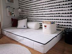 Zipit-vetoketjupäiväpeitolla sängyn petaaminen on helppoa ja hauskaa!