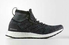 Adidas Ultra Boost ATR Mid 'Oreo' Black White Super Deals