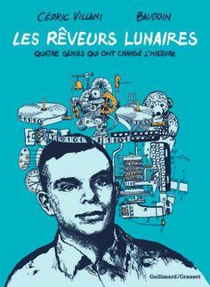 Les Rêveurs lunaires - Bandes dessinées hors collection - Livres pour enfants - Gallimard Jeunesse
