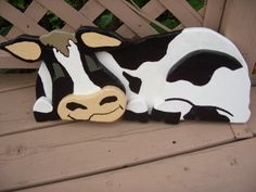 vache au repos