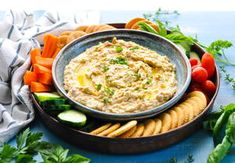 Easy Homemade Hummus