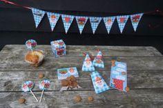 Sinterklaas printables van www.Annekoendigitaal.nl