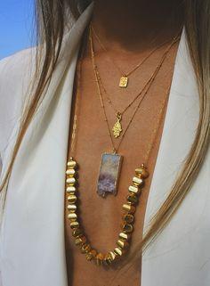 layered gold by kei