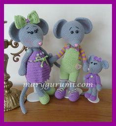 Pattern Famille Roquefort