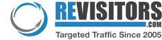 Revisitors.com logo