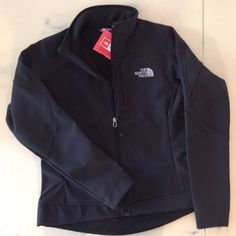 NWT North Face Caroleena Sz Med NWT wind and water resistant black north face jacket size medium PRICE DROP TODAY ONLY North Face Jackets & Coats