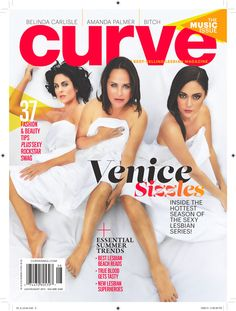The Curve July/Aug issue is out digitally on June 25 & in stores July 3. Or you can buy it early via our Curve FB store. Buy the Venice issue here: http://curvemagazine.ecwid.com/category?5687220