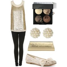 I want this to be my New Year's outfit! By @Ashley Frances