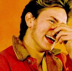 A beautiful smile he gave in My Own Private Idaho