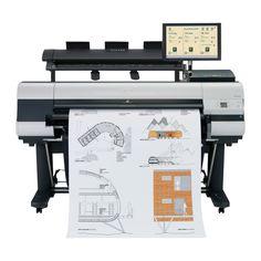 Scan to Print iPF7830 und M40 MFP