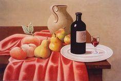 Gino Severini: Natura morta, 1920, olio su tela