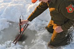www.Filson.com | 10 Tips for Ice Fishing