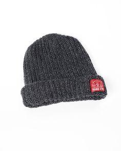 Hand-Eye Supply Portland Made Knit Cap Marled Cotton Stylish Hats 2fb77111d762