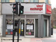 vinyl exchange, The best ever record shop, 18 Oldham Street, Northern Quarter, Manchester.