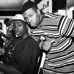 """Pete Rock and C. Smooth are best known for their hit """"They Reminisce Over You"""" which paid tribute to the death of one of the members of Heavy D The Boyz. Good Hip Hop Songs, Marley Marl, History Of Hip Hop, Kris Kross, Hip Hop Radio, Pete Rock, 4 Elements, Love And Hip, Neo Soul"""