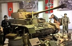 A Geeks and Re-enactors Dream! Over 120 Lots (Tanks, Armoured Machines, ... from the US Military Army and Axis Forces) Will Be Offered for Sale: http://ww2live.com/es/content/world-war-2-geeks-and-re-enactors-dream-over-120-lots-tanks-armoured-machines-us-military