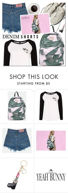"""""""Yeahbunny cozy look"""" by mada-malureanu ❤ liked on Polyvore featuring Garance Doré, Yeah Bunny and YeahBunny"""
