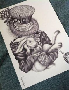 29 new ideas for tattoo sleeve ideas drawings Alice in Wonderland - 29 new . - 29 new ideas for tattoo sleeve ideas drawings Alice in Wonderland – 29 new ideas for tattoo sleev - Cat Tattoo, Tattoo Drawings, Pencil Drawings, Body Art Tattoos, New Tattoos, Sleeve Tattoos, Disney Kunst, Disney Art, Disney Tattoos