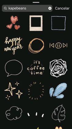 Instagram Blog, Ideas De Instagram Story, Instagram Emoji, Iphone Instagram, Creative Instagram Photo Ideas, Instagram Photo Editing, Instagram And Snapchat, Instagram Quotes, Snapchat Search