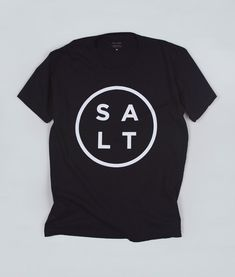 For a brand graphic tee, not bad. By Salt Surf