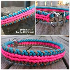 Halsband paracord Sanctified endless falls