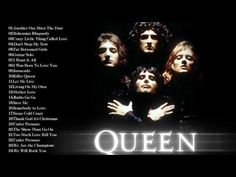 Queen - Greatest Hits (1) [1 hour long] - YouTube