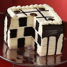 Neapolitan Checkerboard Cake And Occasion Cakes