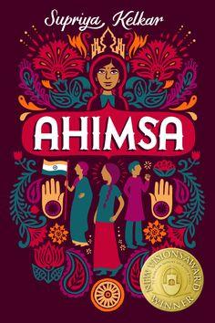 Author Spotlight: Supriya Kelkar Talks About Ahmisa | www.patriciabaileyauthor.com