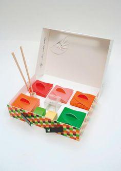 sushi packaging PD