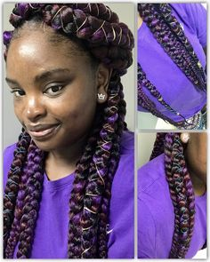 321 Best Jumbo Braids Images In 2019 Hairstyle Ideas