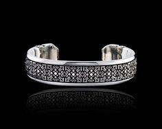 Bracelets For Men, Link Bracelets, Cuff Bracelets, Bangle, Skull Bracelet, Silver Accessories, Jewlery, Men's Jewelry, Jewelry Stores