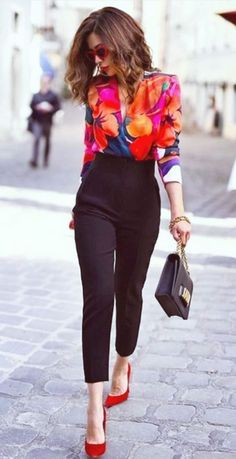 Casual-Work-Outfits-for-Spring Casual Outfits-for-work Springer the Spring Work Outfits, Casual Work Outfits, Mode Outfits, Work Casual, Fashion Outfits, Women's Casual, Dress Casual, Office Wear Women Work Outfits, Fashion Ideas