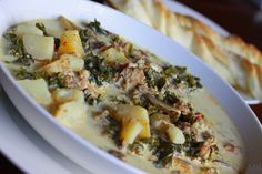 Our Version of Olive Garden's Zuppa Toscana Soup
