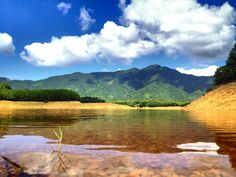 Hoa Trung lake