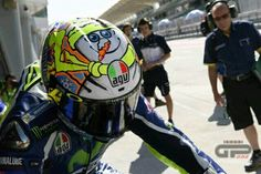 Vale,Sepang Test Day 1