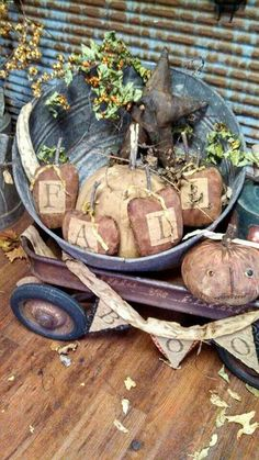love the pumpkins that spell FALL                                                                                                                                                                                 More